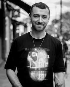 Sam Smith in London - June 2017