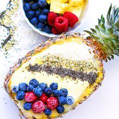 Pineapple Rise & Shine Smoothie Bowl