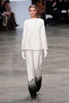 Vika Falileeva at Stephane Rolland Haute Couture Spring/Summer 2013
