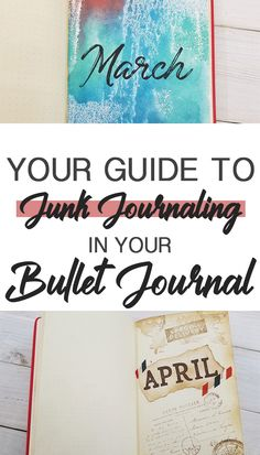 How to Use Junk Journal Techniques in Your Bullet Journal ⋆ The Petite Planner Bullet Journal Printables, Bullet Journal How To Start A, Bullet Journal Layout, Bullet Journal Inspiration, Journal Ideas, Creative Journal, Bullet Journals, Journal Design, Art Journals