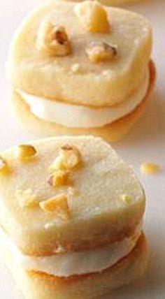 Lemon Tea Cookies ❊
