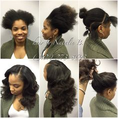For my PRICES: Text (312) 273-8693 LOCATION: Downtown Chicago  IG: @iamhairbynatalieb IG: @naturalgirlhairimports  Cute & Simple  ...PERFECT PONY SEW-IN HAIR WEAVES by Natalie B. (312) 273-8693...IG: @iamhairbynatalieb...FACEBOOK: Hair by Natalie B. .....ORDER HAIR: www.naturalgirlhair.com.