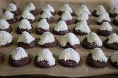 Mount Nutella - Rezept #kekse #plätzchen #weihnachtsbäckerei