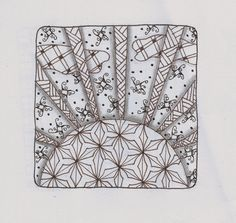Kia's Stuff: joey's weekly tangle challenge 21: the sun