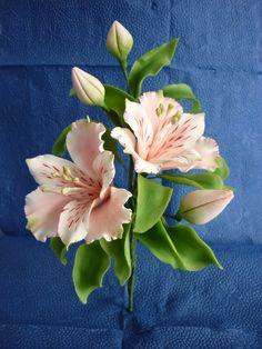 Gumpaste Hibiscus  — Flowers