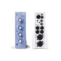 Digidesign MBox Audio Interface (Macintosh and Windows) http://www.amazon.com/dp/B0002EJV72/?tag=pin-spcl-20 B0002EJV72