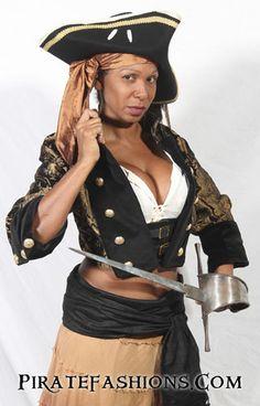 Toreador Pirate Jacket
