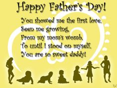 Happy Fathers Day Wishes From Daughter _ Fathers Day Messages from Daughter - New Happy Quotes Happy Fathers Day Status, When Is Fathers Day, Happy Fathers Day Message, Happy Fathers Day Greetings, Fathers Day Messages, Fathers Day Wishes, Happy Father Day Quotes, Father's Day Greetings, You Are The Father