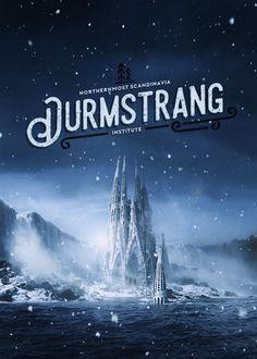 Harry Potter - Durmstrang gif