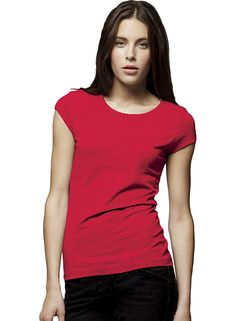 True to Size Apparel - Ladies Marcelle Sheer Jersey T-Shirt, $10.86 (http://truetosizeapparel.com/ladies-marcelle-sheer-jersey-t-shirt/)