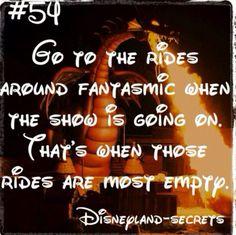 Disneyland secrets #54