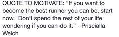 Run inspiration