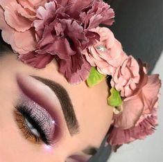 Pink Cut Crease #pink #cutcrease #makeup #pinkcutcrease