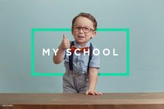 """Consulta este proyecto @Behance: """"MY SCHOOL"""" https://www.behance.net/gallery/42672673/MY-SCHOOL"""