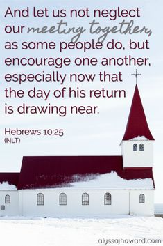 Do you ever question the need to go to church? Seen as an essential part of the Christian faith, just how important is going to church really? Does God actually care if we attend every week? Scripture Art, Bible Scriptures, Encouragement Scripture, Christian Faith, Christian Women, Christian Living, Hebrews 10, Sisters In Christ, Christian Inspiration
