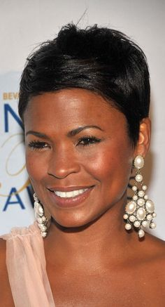 Cool Nia Long Google And Search On Pinterest Hairstyle Inspiration Daily Dogsangcom