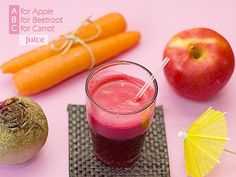 Miracle Drink – Apple, Beetroot