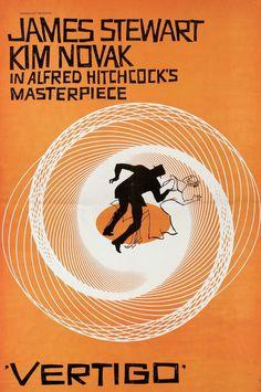 Film: Vertigo   British Film Institute poster