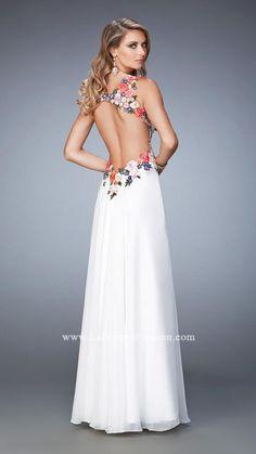 La Femme 22610 | La Femme Fashion 2015 - La Femme Prom Dresses - La Femme Short Dresses