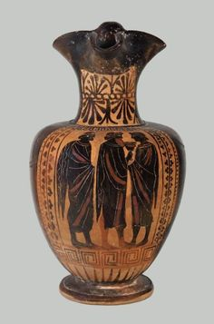 Ochinoe  Etruscan, 6th century BC  The Museum of Fine Arts, Boston