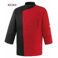 Chaqueta cocina Modelo Red Fang