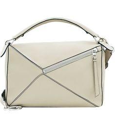 LOEWE - Puzzle shoulder bag | Selfridges.com