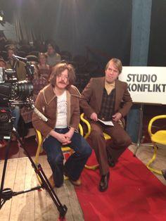 Studio konflikt