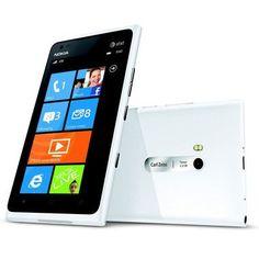 Nokia Lumia 900 Windows Phone White - AT&T: Rough Shape