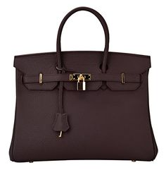 Ainifeel Women's Padlock Handbags with Golden Hardware (30cm, Coffee) Ainifeel http://www.amazon.com/dp/B00TU83GQS/ref=cm_sw_r_pi_dp_bYZzwb1NH1TB4
