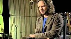 """Eddie Vedder - Video Compilation to """"I'm Still Here""""    Good Lord. Can you imagine?    Holy crap.  I guess we've all been there, even Eddie."""