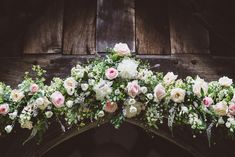 A Beautiful Bohemian Back Garden English Wedding With A Silk Charlie Brear Dress With Lace Cap Sleeves And Flower Crowns From Rhys Parker Photography. - Image by Rhys Parker