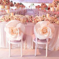 Love these seat covers to stand out even more at your wedding chair covers inspiration and groom chairs # wedding decor Perfect Wedding, Our Wedding, Wedding Venues, Dream Wedding, Wedding Ideas, Spring Wedding, Wedding Inspiration, Wedding Details, Wedding Reception Balloons