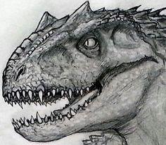 Indominus rex by BrazilianDino
