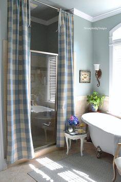 Master Bath - Housepitality Designs