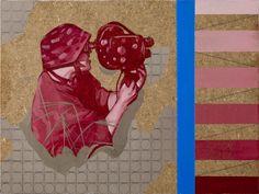 Original People Painting by David Leitner Original Art, Original Paintings, Figurative Art, Wood Art, Ww2, Buy Art, Saatchi Art, Film Red, Pencil