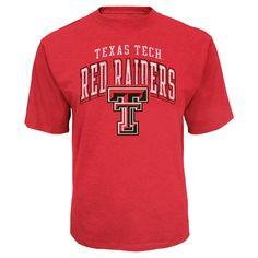 NCAA Texas Tech Red Raiders Men's T-Shirt - S, Multicolored
