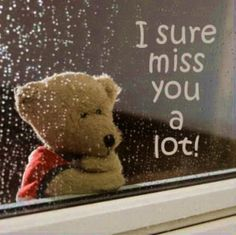 I sure miss you a lot! I Miss You Quotes, Missing You Quotes, Me Quotes, Eeyore Quotes, Cousin Quotes, Father Quotes, Quotes Images, Friend Quotes, Pictures Images