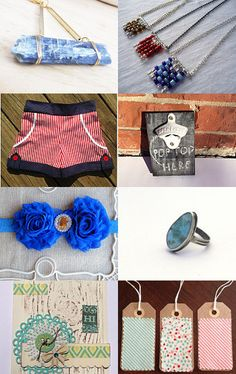 July Finds by TC  Torre on Etsy--Pinned with TreasuryPin.com