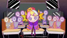 happy halloween nqrse