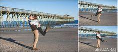 fun ideas for engagement posing #beachengagementpictures #myrtlebeach #photographer
