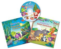 Get the best deal on kids' story books with animated stories/songs videos—all in great box set at an affordable fixed price Rhymes Video, Purple Turtle, Safari Adventure, Kids Story Books, Children's Picture Books, Early Learning, Friends Forever, Book Activities, Children's Books