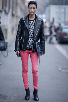 Love leather moto jackets