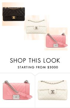 """""""53"""" by vicinogiovanna ❤ liked on Polyvore featuring Chanel"""