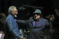 Tom Jones & Van Morrison