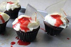 Broken Glass Cupcakes Recipe
