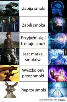 Read from the story MEMY ( ͡° ͜ʖ ͡°) 3 & czarny humor by lejdih (KOTEŁEG) with reads. Wtf Funny, Funny Jokes, Best Memes, Dankest Memes, Funny Photos, Funny Images, Polish Memes, Reaction Pictures, Funny Comics