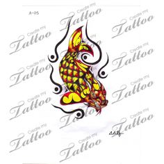 Marketplace Tattoo DDGA-05 #5181 | CreateMyTattoo.com