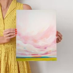 """""""Leave Behind the Shadows"""" - Art Print by Emily Jeffords in beautiful frame options and a variety of sizes."""