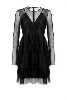 Pinko Short tulle dress