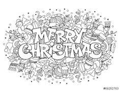 Vector: Merry Christmas